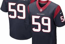 Whitney Mercilus Nike Jersey – Authentic Elite Texans #59 Blue White Jersey / The Houston Texans Whitney Mercilus jersey are available now for purchase at Official Shop! Shop the much-anticipated Blue and white Texans jerseys for Men's, Women's,Youth and Kids'. Shop authentic elite, replica game, or premier limited Houston Texans Whitney Mercilus jersey today to be ready for the 2012-2013 season! The new Whitney Mercilus team color and away jersey in stock now. Size S, M,L, 2X, 3X, 4X, 5X. / by Noe Ihnat