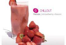 Smoothies / Nuestra gran variedad de sanos y refrescantes #smoothies
