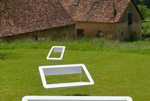 Mobilier Urbain: Banc / Outdoor Seating