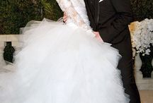 Celebrity Weddings / Celebrity Weddings...We all can dream!
