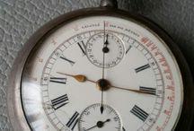Robert Fréres (Minerva)chronographe pocket watch
