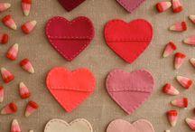 Valentine Crafts / by Kimberly Edmond