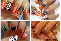 Nails: Halloween