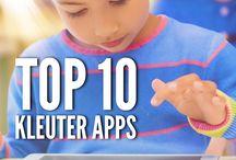 Apps voor kleuters
