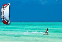 Kiteboarding / by StoreYourBoard.com