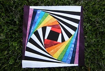 jacket quilt block ideas / by Nancy Friesen