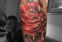 Tome tattoo / Moje prace/my work