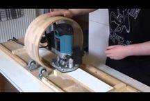 cercuri lemn