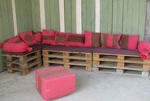 recyclage palette en bois