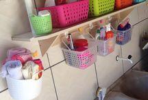 Como organizar lavabo