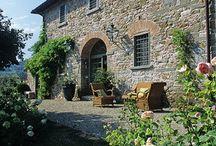Dreaming of a Italian Villa / by Deborah Pietrangelo-Artist
