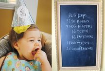 1st birthday party / by Lauren Preskitt Hall