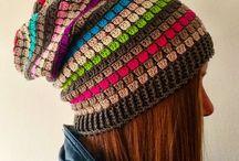 maglia, uncinetto e ricamo