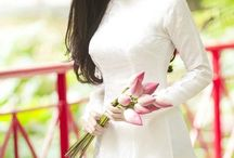 Asian Style Contemporary Clothing / Includes Ao Dai and Qipao