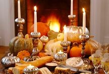 Fall Decorating Ideas / by Donna Padgett
