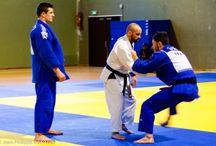 EQUIPE DE FRANCE DE JUDO / L'Equipe de France de Judo masculine, fidèle au CREPS CNEA de Font Romeu