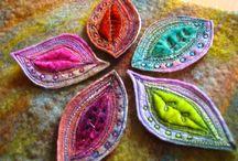 fiber art, sewing, etc