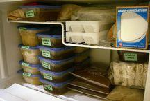 organised meals