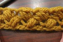 crochet stitch for throws