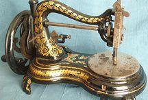 Vintage Sewing Bits