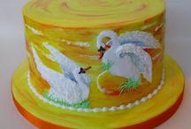Best Swans Cakes / Best Swans Cakes