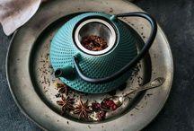 Tea, Tea time, Cups and mugs