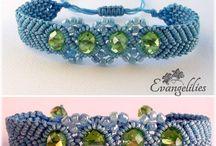 Wavy Chevron Bracelet