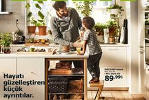 IKEA 2016 Kataloğu / ikea'nın 2016 yılı için hazırlamış olduğu fırsatlarla dolu kataloğu!