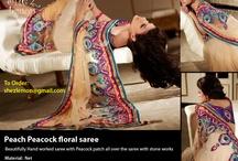 Grand Function Designer Wear Sarees - She'z Lemon