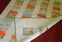 Meghan & Kaelin's Gender Neutral Baby Quilt of Awesomeness / by Kaelin Telschow