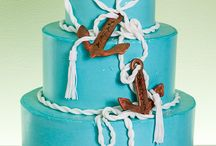 Nautical Cakes / by Jo-Anne Touchette
