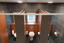 washroom fitout