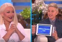 Η Αγκιλέρα μιμείται την Μαντόνα, την Αντέλ και την Ριάνα - ΒΙΝΤΕΟ