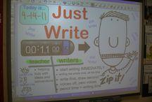 Grade Three Smart Board Activities.