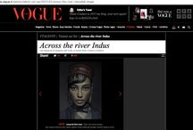Vogue Italy recognises Apala by Sumit as the talent from India in their latest feature!
