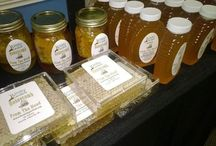 Unity Gardens Honey  / We Love Bees , and Bees Make Honey from the Hood  www.theunitygardens.org  http://www.wndu.com/home/headlines/South-Bends-Honey-from-the-Hood-wins-Michiana-Award-226517881.html