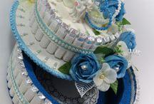 идеи для тортов из конфет