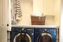 laundry room / by Marty Osborn
