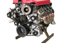 LSA Airboat Engine 588HP