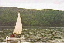 Standing Lug Sailboat Images / Standing Lug Sail Rigs