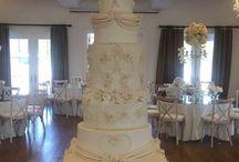 Inspiration- traditional wedding cakes