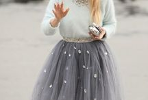 I love tulle skirts!!!