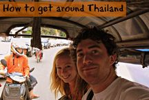 Thailand Travel / by Amber Dixon