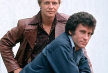 "Starsky & Hutch / Growing up in the 70's this was THE cop show to watch and it didn't hurt that these two hunks were involved. I decided to devote a board them. ""Zebra 3 Zebra 3, Pinterest board in progress !"" / by Julie Wilhoit"