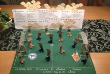 Meine Geschenkideen / Ein Hochzeitsgeschenk für einen eingefleischten Fußballfan