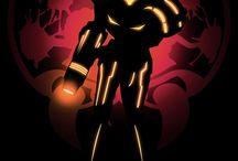 Metroid Art
