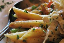 Pasta main dish / by Lisa Witters