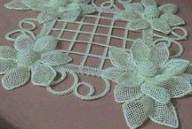 İğne Oya/ Turkish needle lace