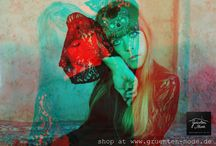 """Fall Winter 2013/14 / Pictures of the collection """"Psychedelic Set"""""""