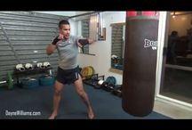 Best Boxing Combos / The best boxing combinations from beginner to advanced. I present 20 practical boxing combos in this tutorial series. Different punch variations, and techniques both for boxing fitness and competition. http://DayneWilliams.com